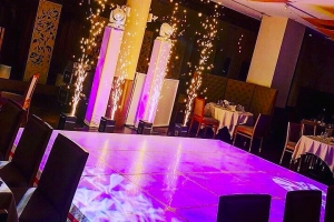 Led Dance Floor Rental At Junoon Restaurant New York Best Rental