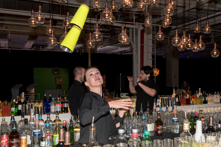 Rent flair bartender for a party