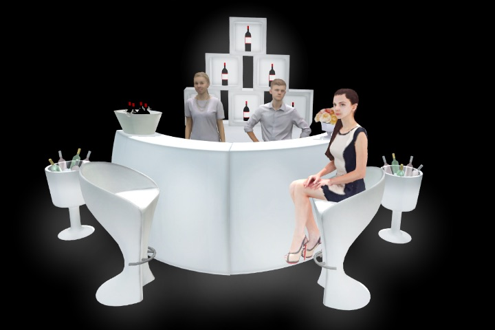 Bartending services for events